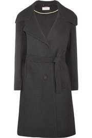 Chloé Belted wool and cashmere-blend coat
