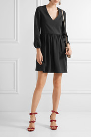 Chloé Crepe mini dress
