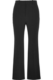 Chloé Crepe flared pants