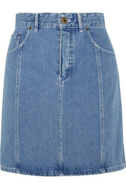 Chloé Denim mini skirt