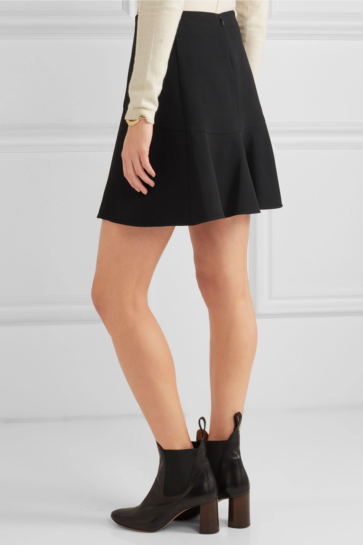 Chloé Crepe mini skirt