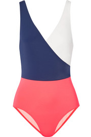 The Ballerina color-block swimsuit