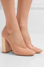 Chloé Leather pumps