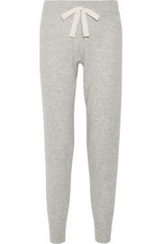 Elizabeth and James Sandra knitted track pants