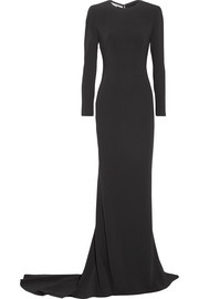 Stella McCartney Renee cutout stretch-cady gown