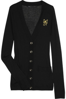 Marc by Marc Jacobs Bow-embellished cardigan