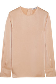 Elizabeth and James Maya satin blouse