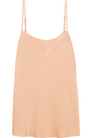 Elizabeth and James Lena satin camisole