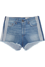 rag & bone Marilyn denim shorts