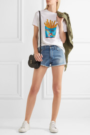 Marilyn denim shorts
