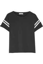 rag & bone Vintage striped cotton-jersey T-shirt