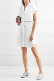 Ara cotton-poplin shirt dress