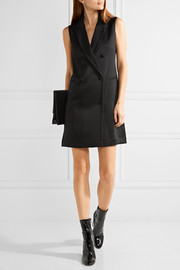 rag & bone Adler satin mini dress