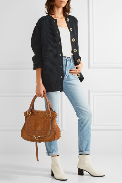 chloe marcie medium tote
