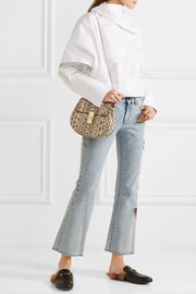 Chloé Drew small watersnake shoulder bag