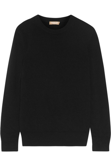 michael kors female 188971 michael kors collection cashmere sweater black