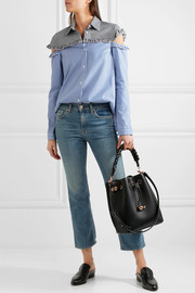 Sophia Webster Romy leather bucket bag