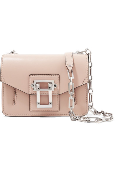 Proenza Schouler - Hava Leather Shoulder Bag - Beige