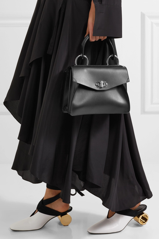 Proenza Schouler Hava small leather tote