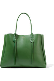 Lanvin The Shopper small leather tote