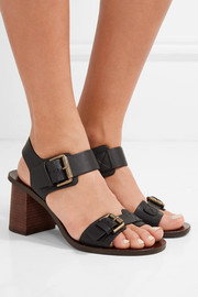 See by Chloé Buckled leather sandals