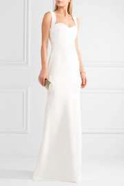 Victoria Beckham Crepe gown