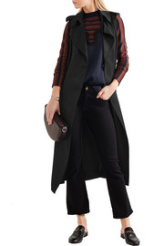 Victoria Beckham Twill trench coat
