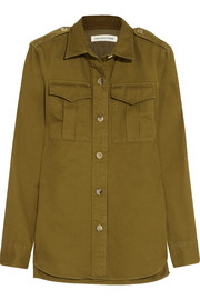 Étoile Isabel Marant Obrian cotton-twill shirt