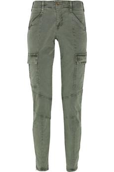 J Brand Houlihan low-rise skinny cargo pants