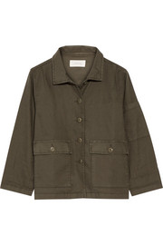 Station canvas jacket