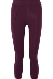 Kala stretch-jersey leggings