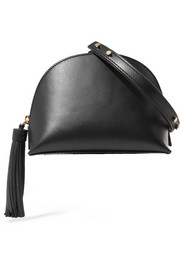 Loeffler Randall Tasseled leather shoulder bag