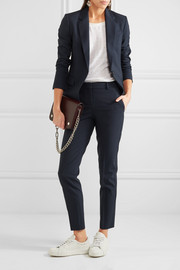 Theory Gabe stretch-wool crepe blazer