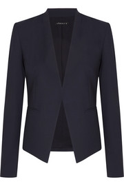 Theory Stretch-wool twill blazer