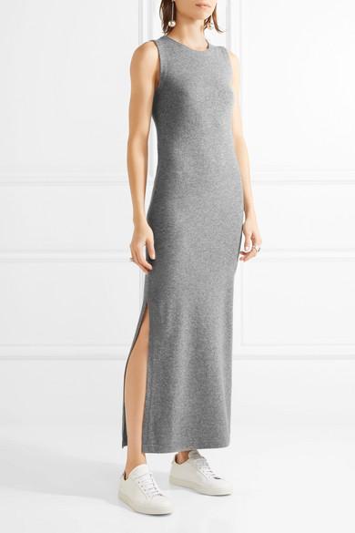 Theory | Dorada cashmere maxi dress | NET-A-PORTER.COM