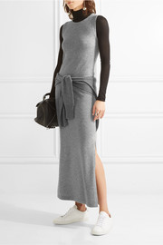 Theory Dorada cashmere maxi dress