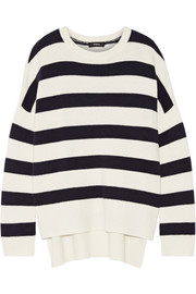 Karenia striped cashmere sweater