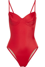 Mio underwired swimsuit