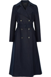 Frenton stretch-cotton gabardine trench coat