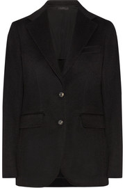 The Row Nodler felt blazer