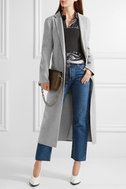 Adam Lippes Cashmere and wool-blend coat