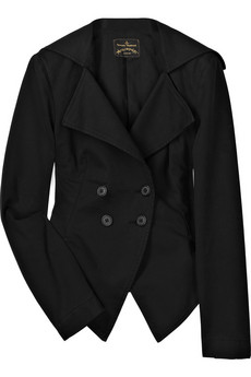 Vivienne Westwood Anglomania Captain double-breasted jacket