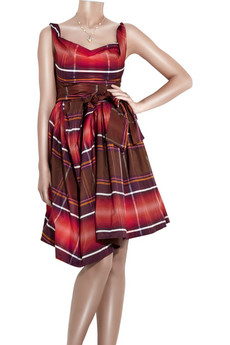 Vivienne%20Westwood%20Anglomania Friday%20taffeta%20dress