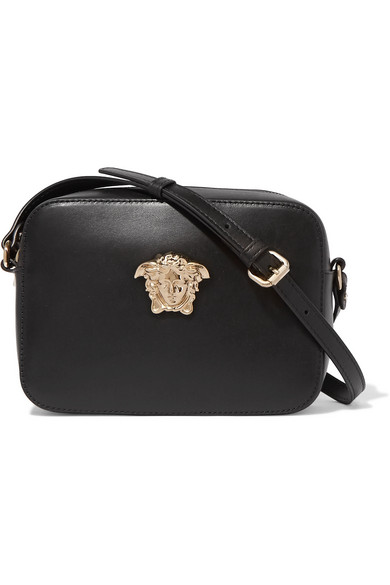 b6b39d1ff4fc Versace. Palazzo embellished leather camera bag