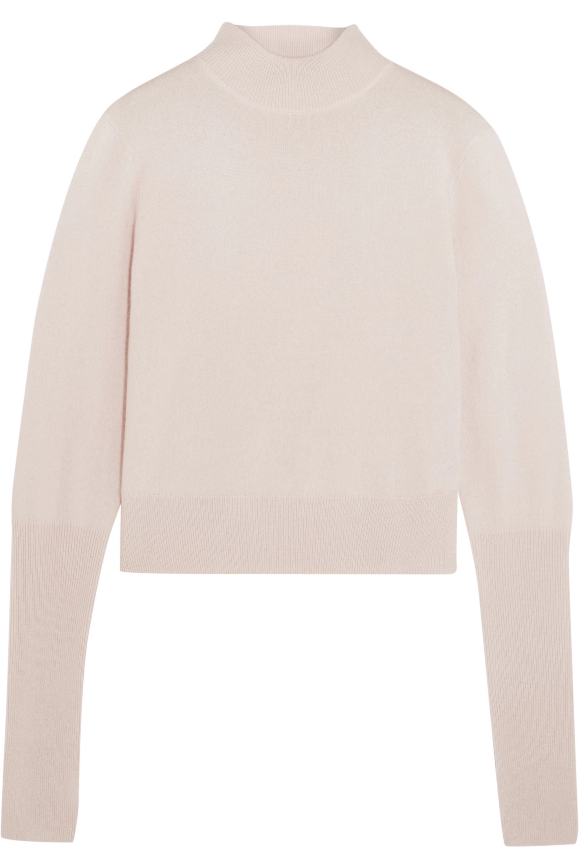 Dion Lee Cutout cashmere turtleneck sweater
