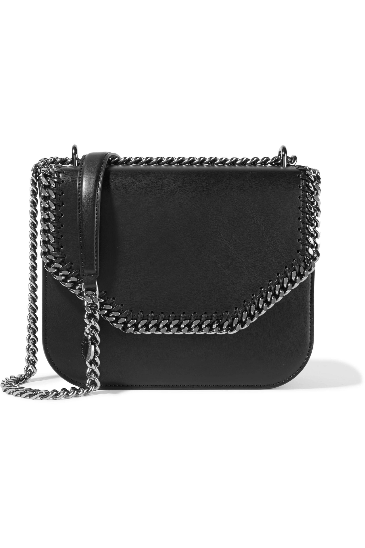 Stella McCartney The Falabella Box faux leather shoulder bag