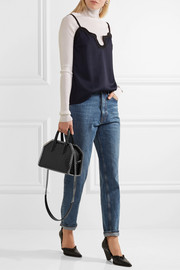 Stella McCartney The Falabella croc-effect faux leather tote