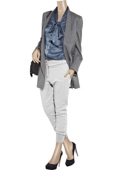 See%20by%20Chloé Button-fastening%20track%20pants