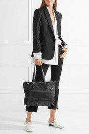 The Falabella faux brushed-leather tote
