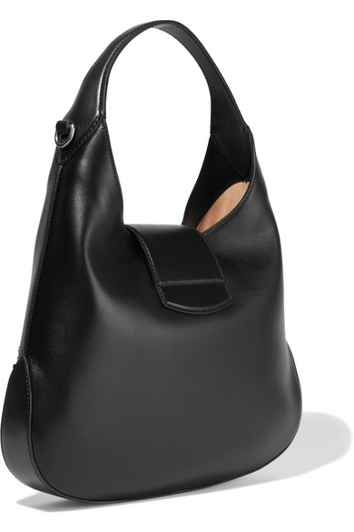 65b1c3c6f2b35a Gucci | Dionysus Hobo small appliquéd leather shoulder bag | NET-A ...